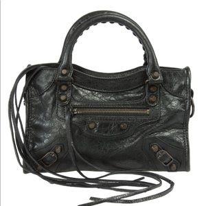 Balenciaga Mid City small bag
